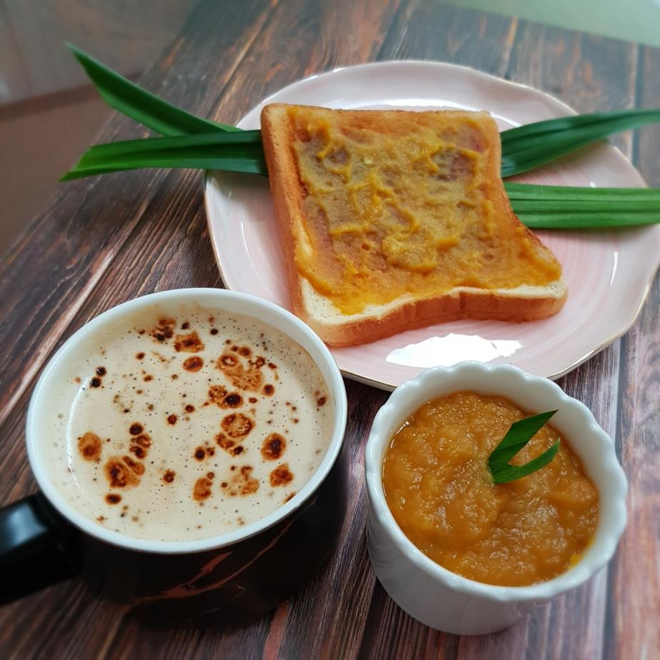 Srikaya Jam( Coconut and Eggjam)
